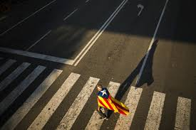 europe wary but muted ahead of catalonia u0027s independence vote the