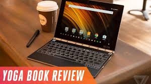 Book Report Commercial Lenovo Yoga Book Review Youtube