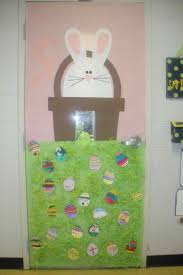 easter door decorations for sliding doors drapes for doors with white curtain ideas and