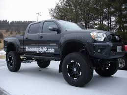 lifted 2012 toyota tacoma with bds suspension youtube
