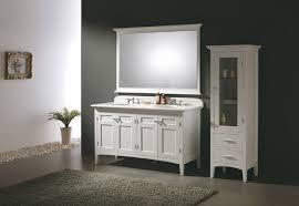 Free Standing Vanity Units Bathroom Milan Double Oak Free Standing Bathroom Vanity Unit Click Oak Free