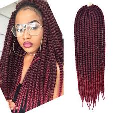 crochet braid hair 24 inch mambo twist crochet braid hair extensions