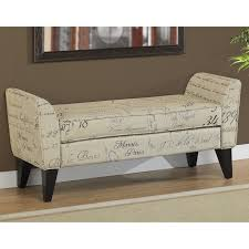 Victorian Storage Bench Living Room Awesome Narrow Storage Bench Entryway Seat Small Plan