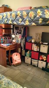 Dorm Room Loft Bed Plans Free by Best 25 Dorm Loft Beds Ideas On Pinterest College Loft Beds