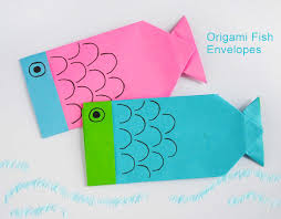 how to make an origami fish out of money
