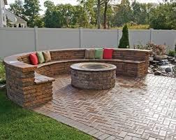 backyard fire glass u0026 landscaping rocks