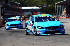 lexus join v8 supercars volvo polestar racing unveils s60 v8 supercar for 2014 season