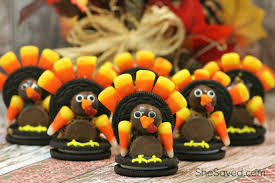 adorable turkey cookies shesaved