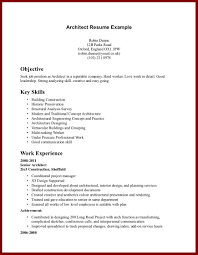 Resume Job Experience Examples by Writing A Good Cv With No Work Experience