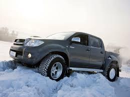 arctic trucks toyota hilux double cab at35 u00272007 u2013pr