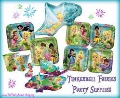 tinkerbell party supplies tinkerbell fairy party invitations and supplies thepartyanimal