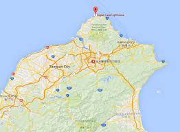 Map Of Taiwan Taipei And Northern Taiwan With The Host Family Return To Asia