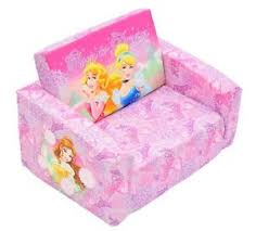 Kids Fold Out Sofa by New Kids Flip Out Sofa Princess Belle Beauty And The Beast Aurora