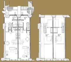 two story loft floor plans tremont place lofts cleveland ohio floor plans