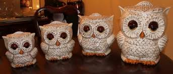 owl canisters for the kitchen owl kitchen canisters 100 images ceramic cookie jar autumn owl