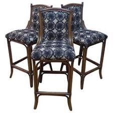 rattan bar stools 22 for sale on 1stdibs