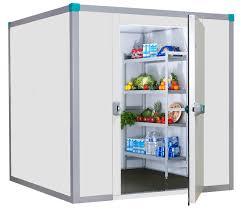 chambre froide negative installation matériel frigorifique chambre froide positive et