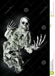 spooky ghost reaching out for halloween royalty free stock photo