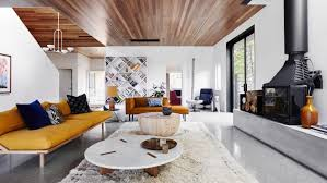 Modern Art Deco Design Effective And Effortless Design In A Contemporary Art Deco Home