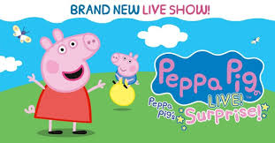peppa pig live u2013 tickets u2013 northrop university