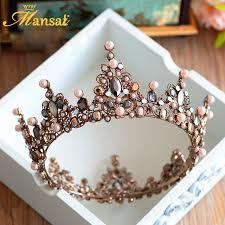 tiaras for sale hot sale luxury vintage tiara crown tiaras european