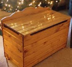 Instructions On How To Build A Toy Box by This Link Also Takes You To Plans For A Hope Chest Or Storage Box