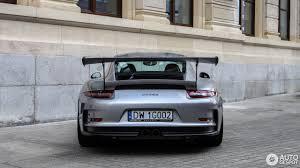gemballa mirage 911 porsche 991 gt3 rs 5 gruodþio 2017 autogespot