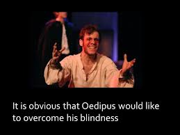 Oedipus Blinds Himself Themes Symbols And Motifs Physical Oedipus Blinds Himself