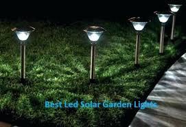 Led Solar Landscape Lights Solar Garden Spotlights Inspirational Solar Yard Lights Or Solar