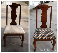 furniture how to upholster a chair dining room chair upholstery