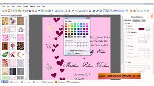 download wedding card designing software marriage cards designer
