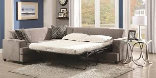 Modern Sectional Sleeper Sofa Top 5 Sectional Sleeper Sofas For Small Spaces 2018 2019