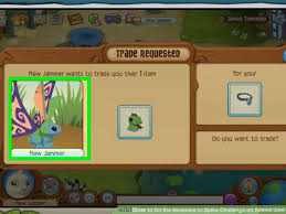 How To Do Challenge How To Do The Necklace To Spike Challenge On Animal Jam 6 Steps