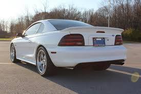 94 saleen mustang speedform mustang saleen s281 style rear spoiler unpainted 94013