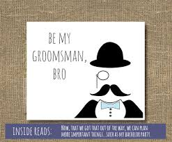 groomsmen invitations be my best groomsmen will you be my groomsman be my