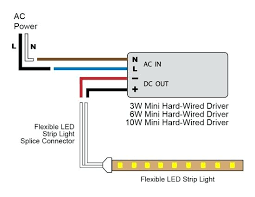 hardwire led strip lights how to wire led strip lights to a switch fooru me