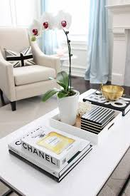Styling Room Coffee Table Makeover Box Frame Coffee Table White Lacquered