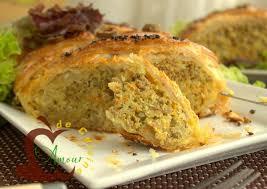 recettes cuisine tunisienne tajine warka ou tajine tunisien en pate feuilletee amour de cuisine
