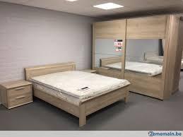 decor de chambre a coucher chetre chambre à coucher en décor chêne hiver a vendre 2ememain be