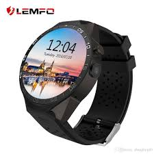 smart watches android lemfo kw88 smart phone android bluetooth wifi support
