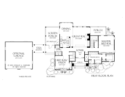 house plan the granville by donald a gardner architects