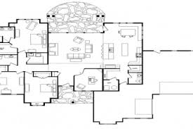 floor plans for one homes 30 simple floor plans one level house small one house plans