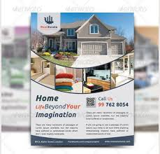 real estate marketing flyers 41 psd real estate marketing flyer