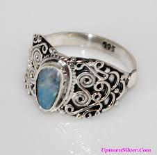 blue green opal usa rsr204748 shop our selection of artisan handcrafted size 8