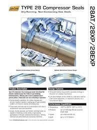 type 28at john crane pdf catalogue technical documentation