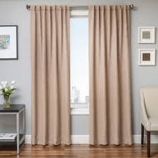 Linen Sheer Curtains Bed Bath And Beyond by Softline Home Fashions Drapery Breda Panel
