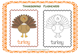 esl efl preschool teachers thanksgiving 4th edition kínder