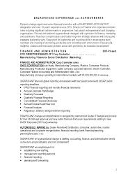 How To Write Professional Summary For Resume Summary For Resume Executive Assistant Resume Example Executive