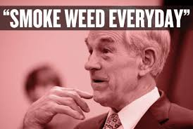 Ron Paul Meme - snoop dogg endorses ron paul smoke weed everyday
