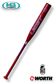 worth legit 2018 worth 12 5 xl legit usssa nsa isa slowpitch softball bat wbranu